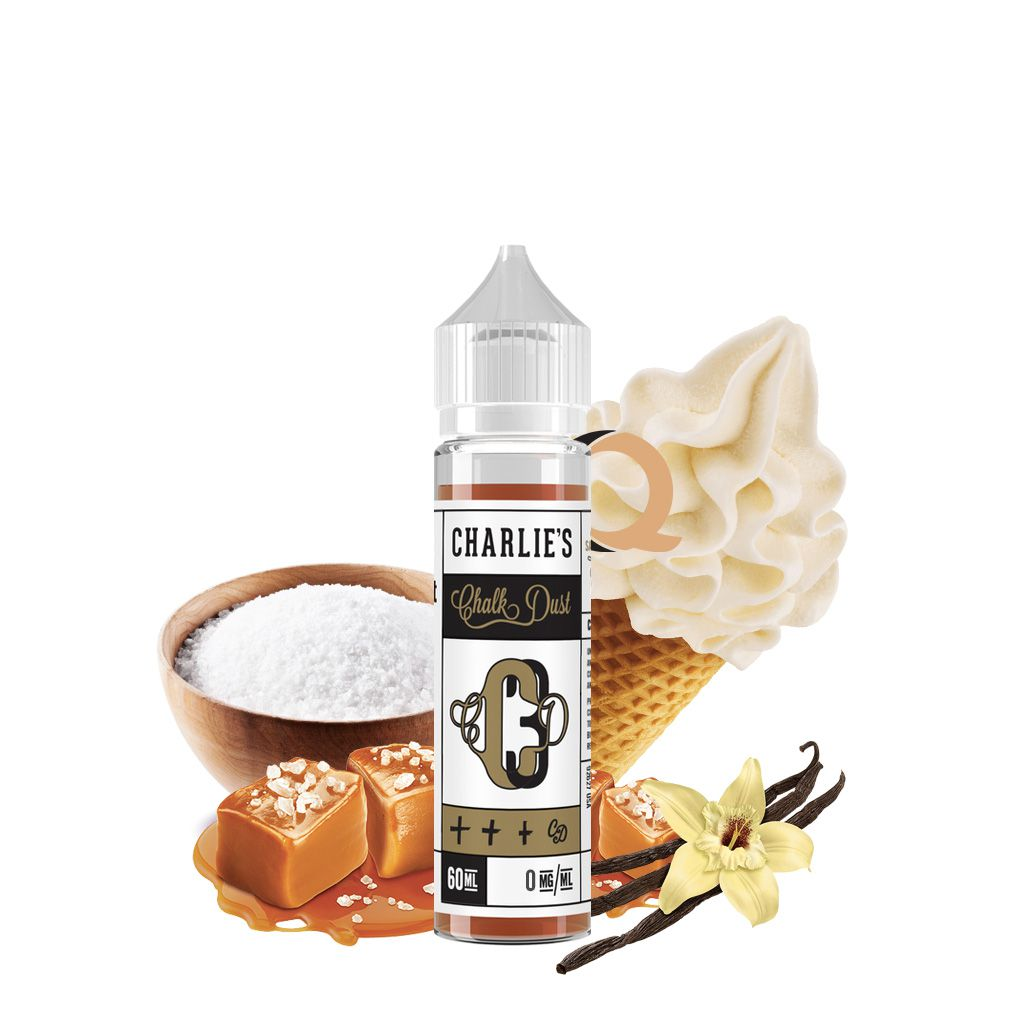 CCD3 Caramel Ice Cream by Charlie's Chalk Dust