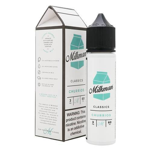 Churrios by The MilkMan eLiquid