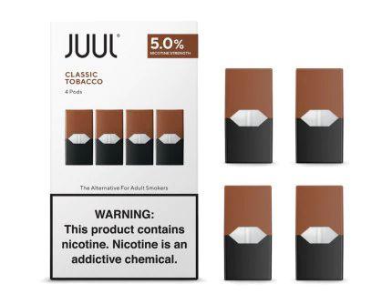 Classic Tobacco Juul Pods - 4PCS