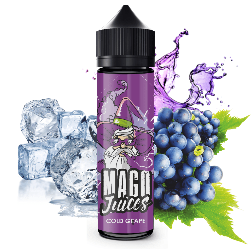 Cold Grape by Mago Juices