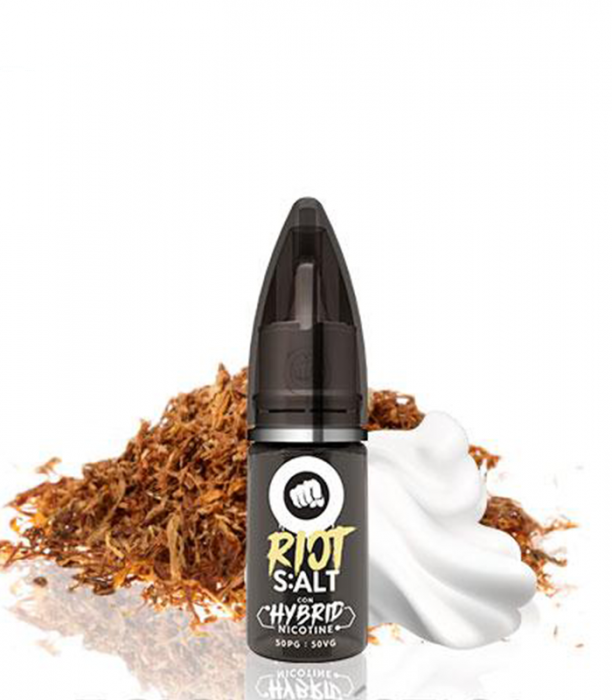 Cream Leaf Salt by Riot Squad
