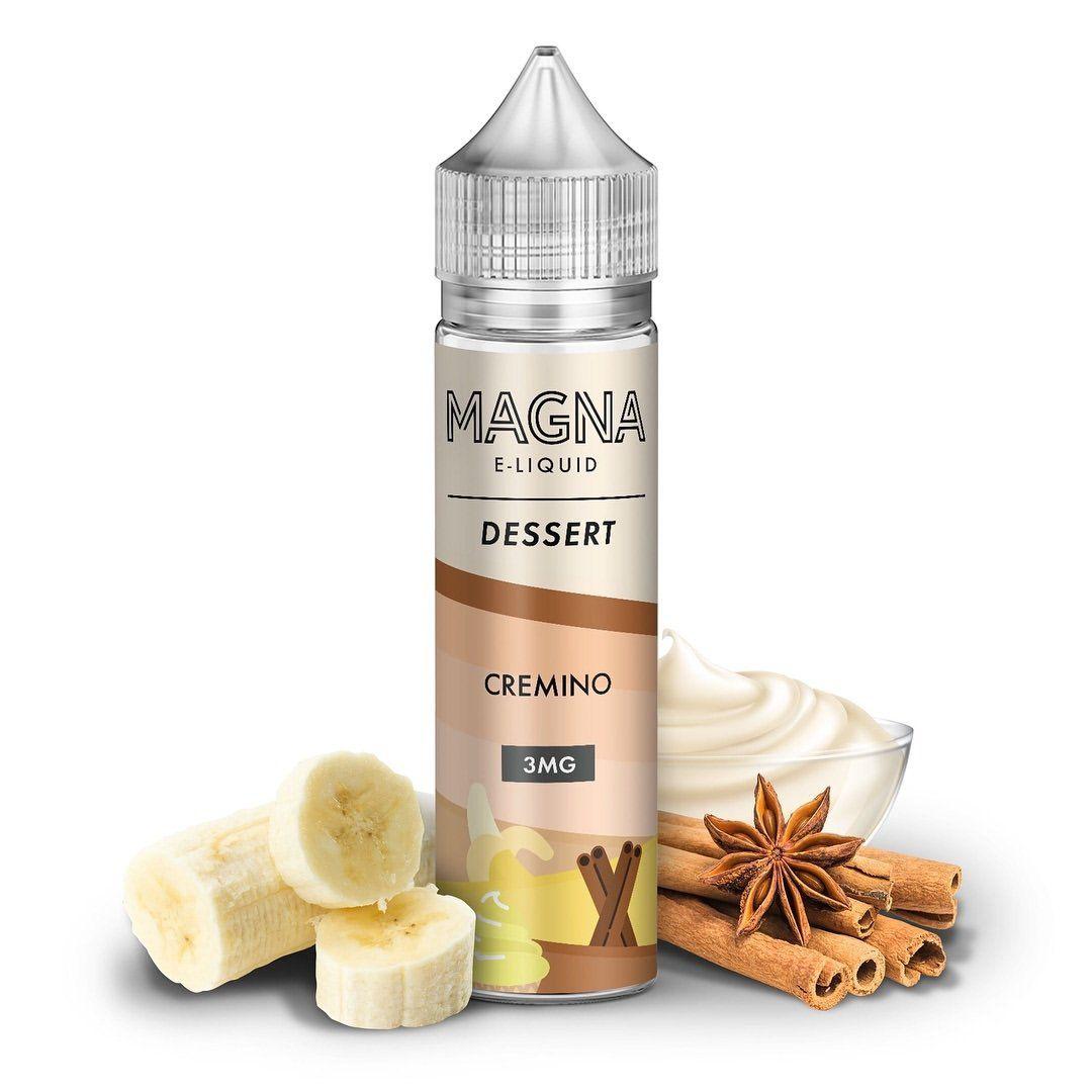 Cremino by Magna e-liquids