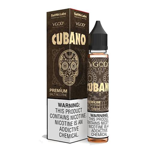 Cubano Rich Creamy Salt by VGOD