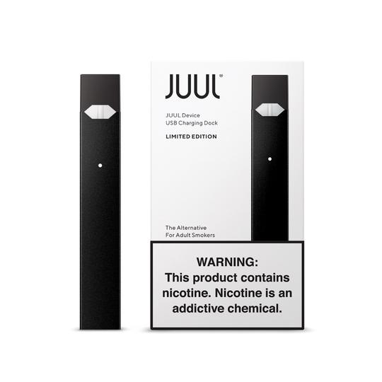 JuuL Device Onyx - Limited Edition