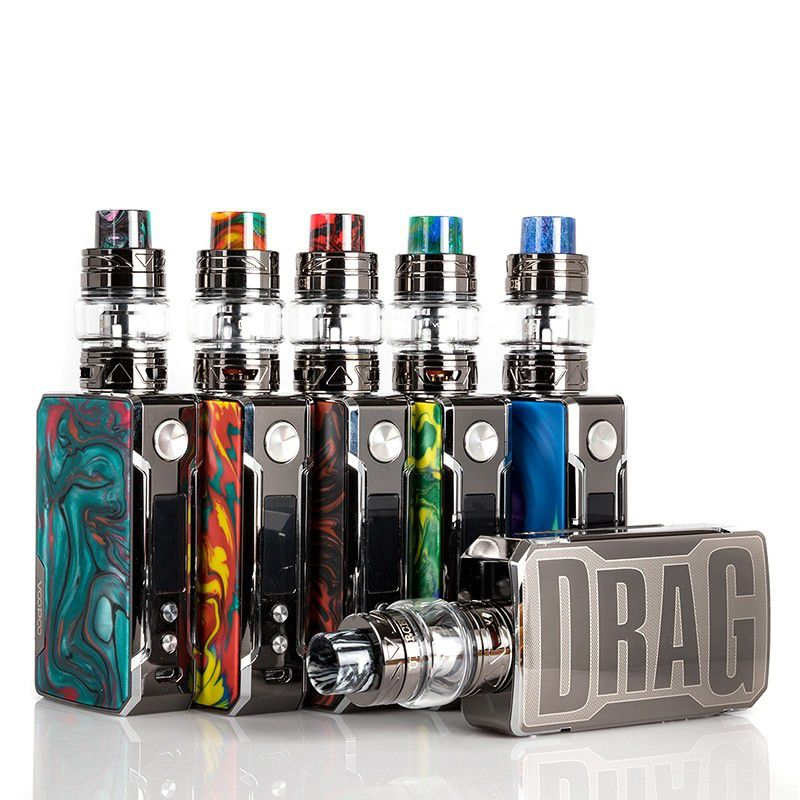 Drag 2 Platinum Kit by VooPoo