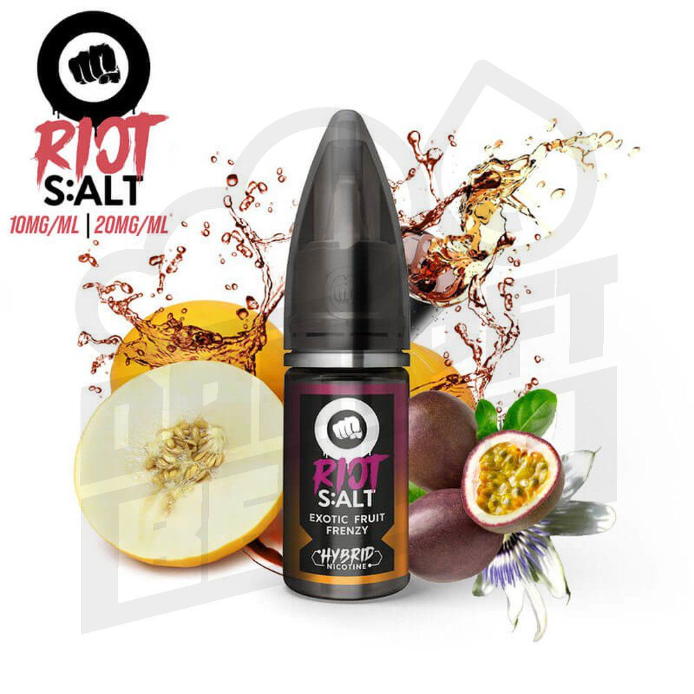 Exotic Fruit Frenzy Salt by Riot