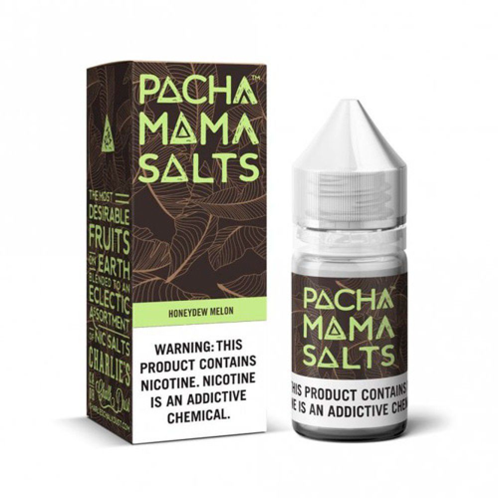 HoneyDew Melon Salt by Pachamama