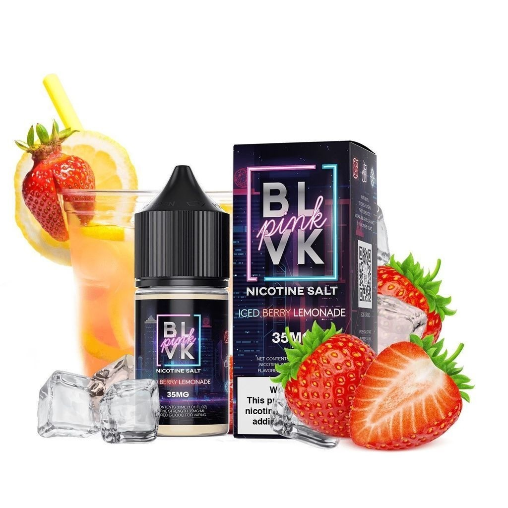 Ice Berry Lemonade Salt by BLVK