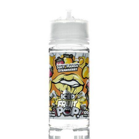Iced Juicy Mango by Fruit Pop