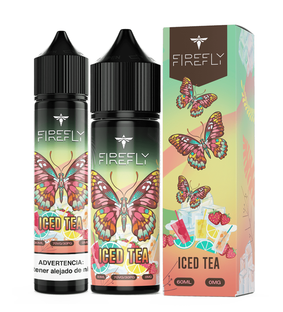 Iced Tea by Firefly Juices