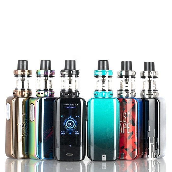 Kit Vaporesso Luxe Nano 80w by