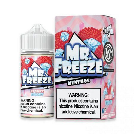 Lychee Frost by Mr. Freeze
