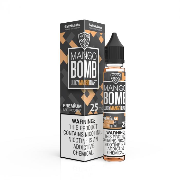 Mango Bomb Salt by VGOD
