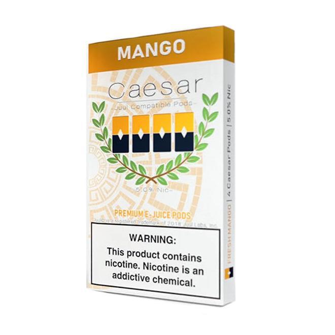 Mango Caesar Pods Juul - 4PCS