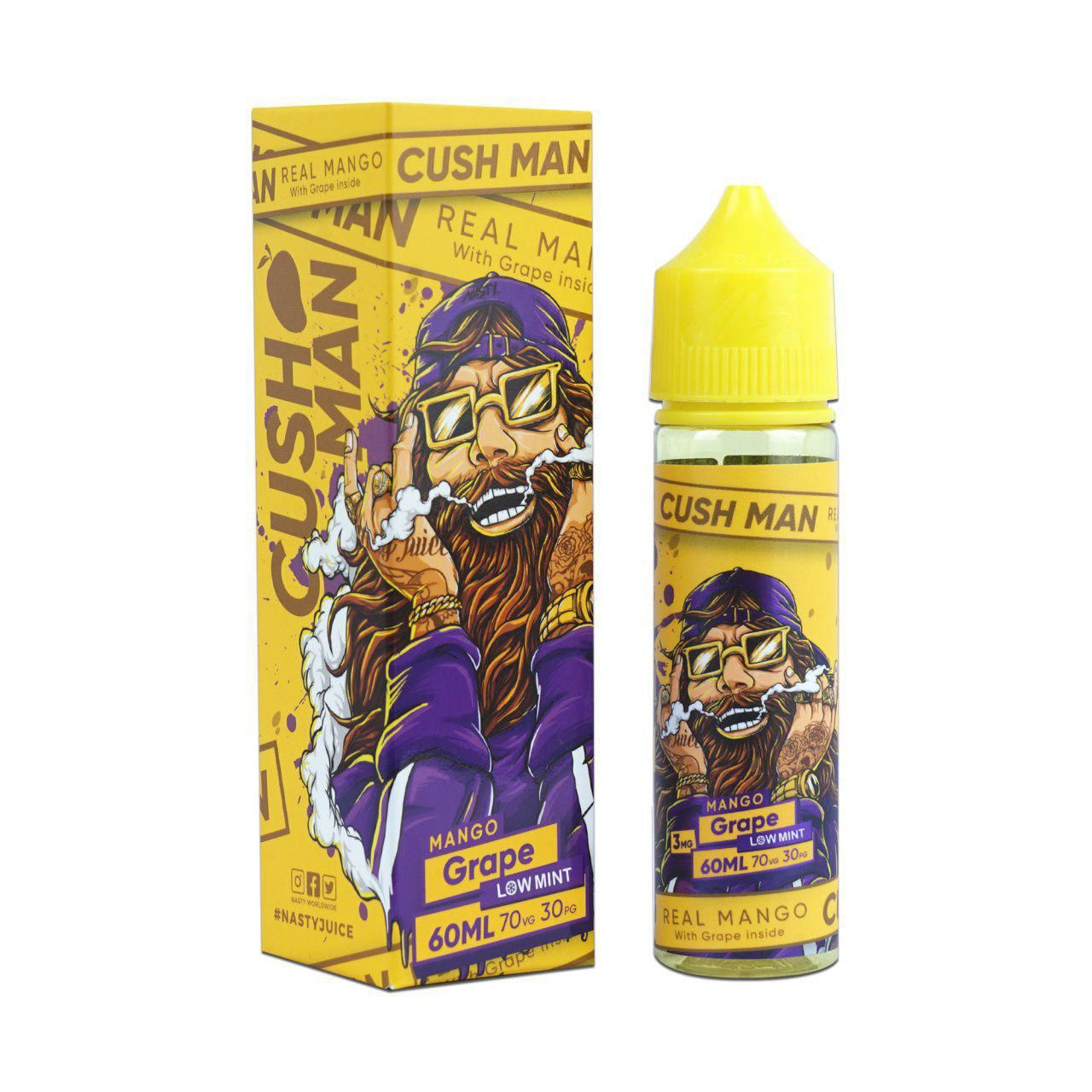 Mango Grape by Nasty Juices