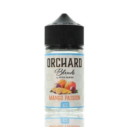 Mango Passion Ice by Orchard Blends