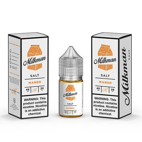 Mango Salt by The MilkMan Eliquid