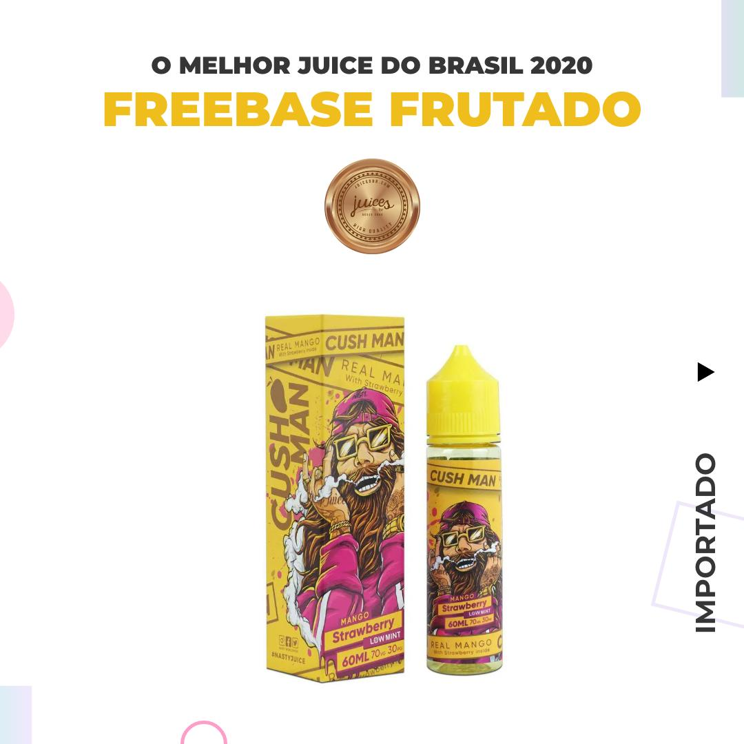 Mango Strawberry by Nasty Juices