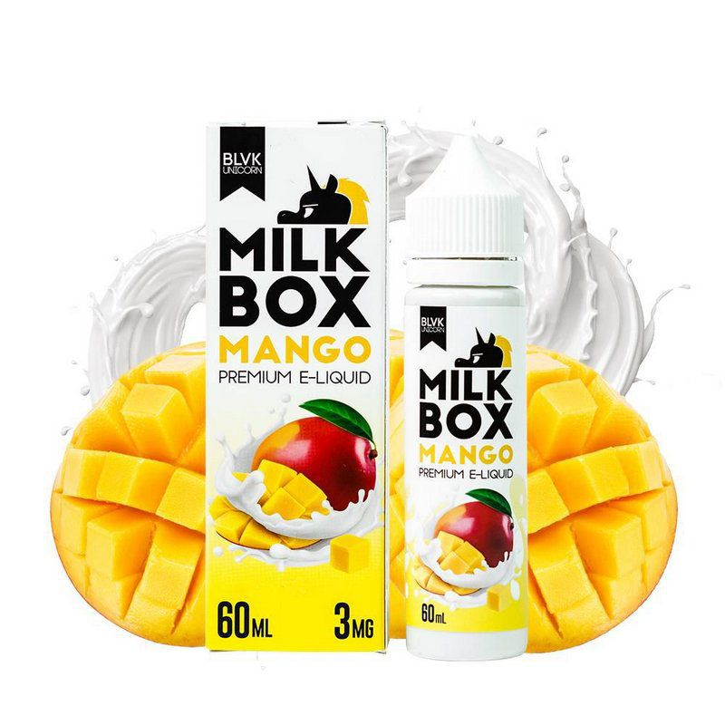 Milk Box Mango by BLVK BF