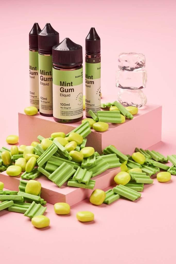 Mint Gum by Dream Collab