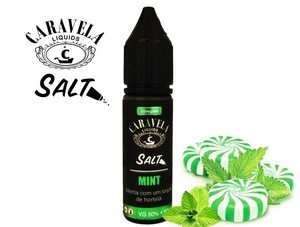Mint Salt by Caravela Liquid