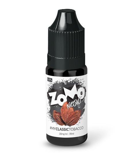 My Classic Tobacco Salt by Zomo Vape