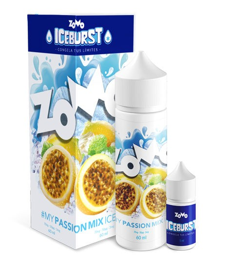 My Passion Mix Ice by Zomo Vape