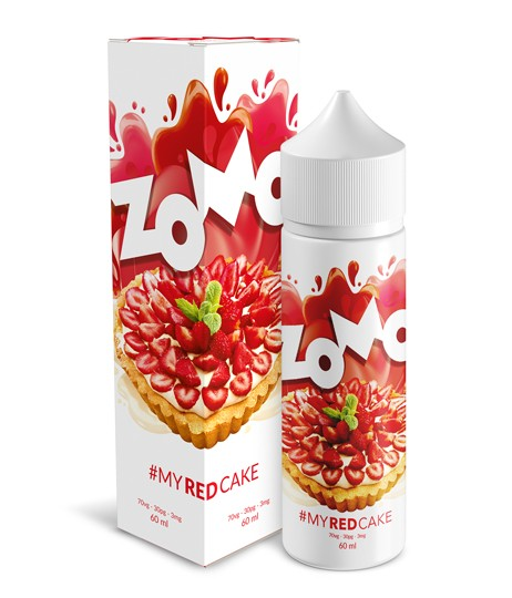 My Red Cake by Zomo Vape