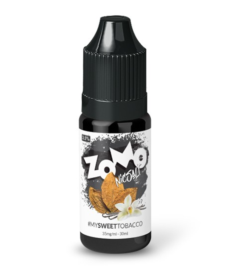 My Sweet Tobacco Salt by Zomo Vape