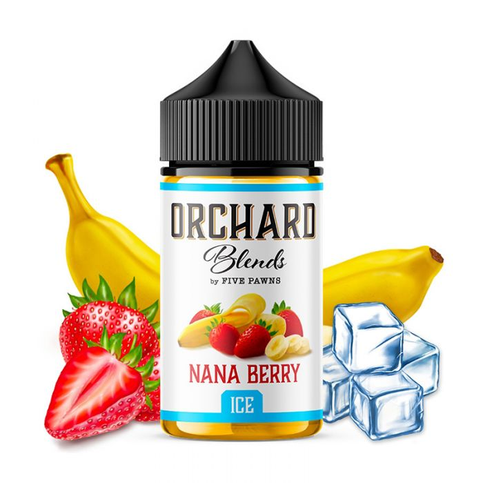 Nana Berry Ice by Orchard Blends