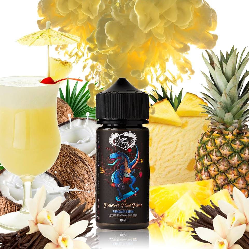 Pinacolada Cream By B-Side Special Blends