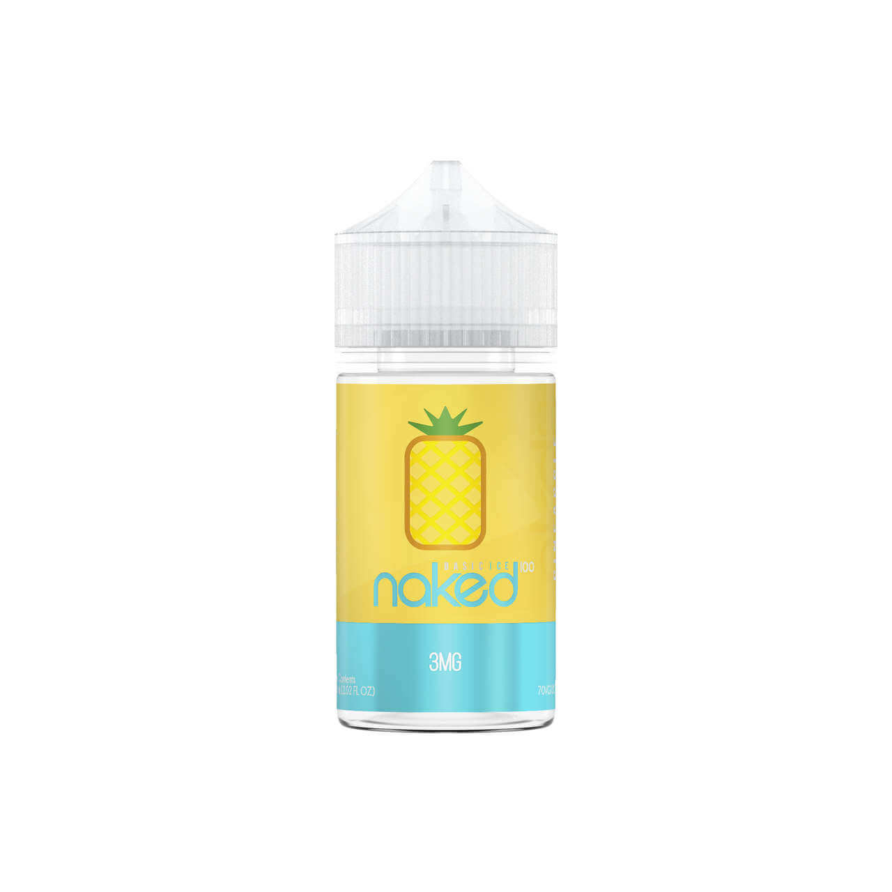 Pineapple Ice by Naked 100
