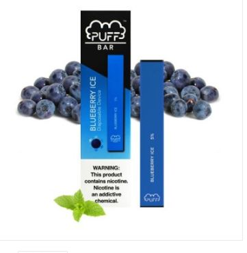 POD Ice Blueberry by PUFF Bar