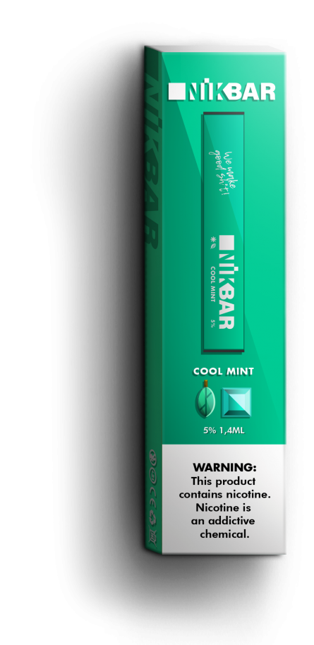 STIG Cool Mint by Nikbar
