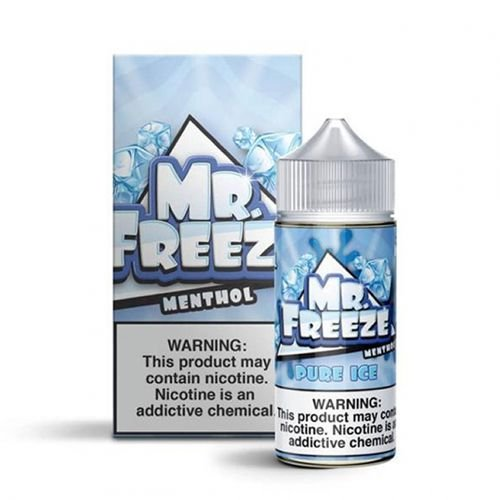 Pure Ice by Mr. Freeze