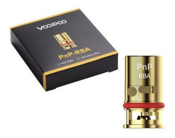 RBA VooPoo PNP - Vinci, Vinci X, Drag X, Vinci Air