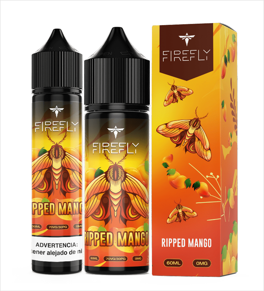 Ripped Mango by Firefly Juices