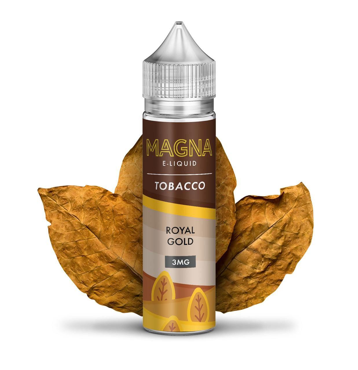 Royal Gold by Magna E-Liquid