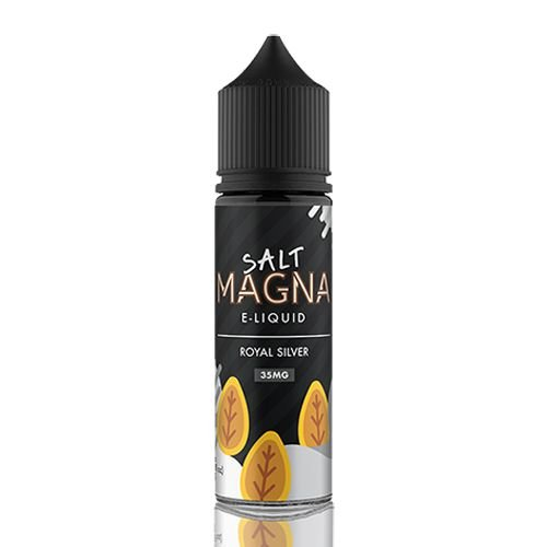 Royal Silver Salt by Magna E-Liquid