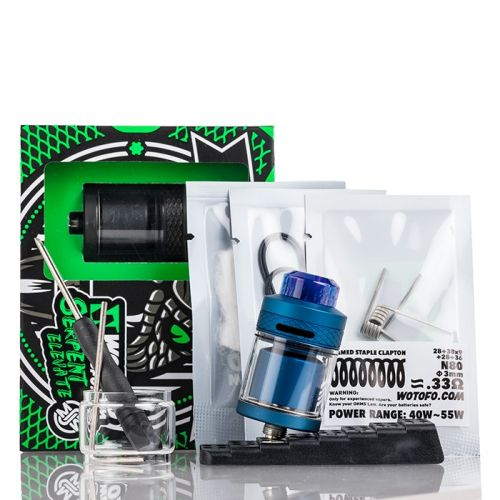 Serpent Elevate RTA 24mm by Wotofo