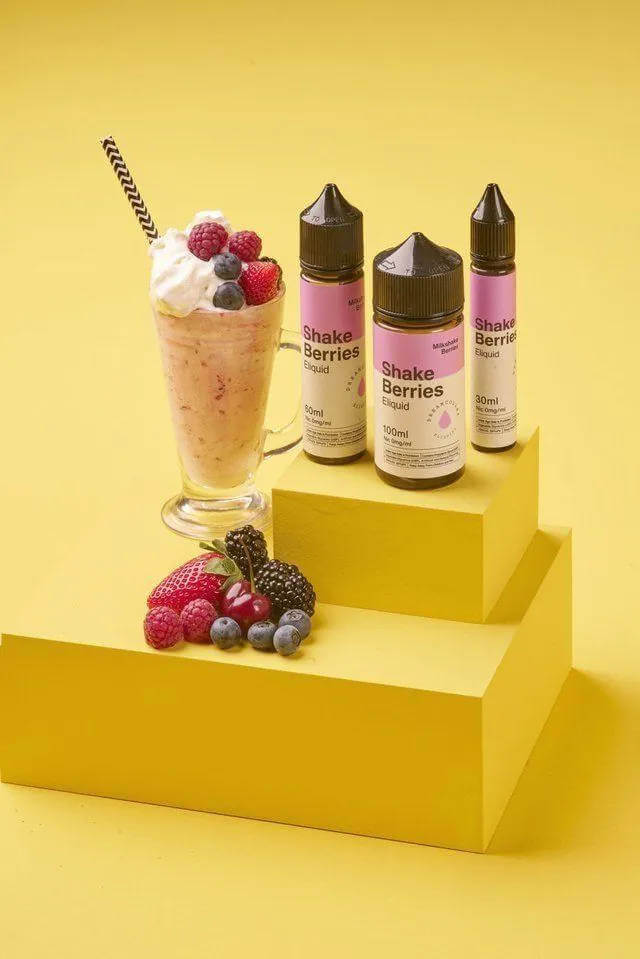 Shake Berries by Dream Collab