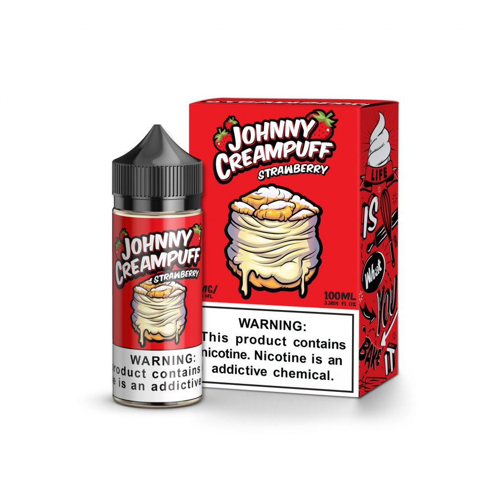 Strawberry Creampuff by Tinted Brew