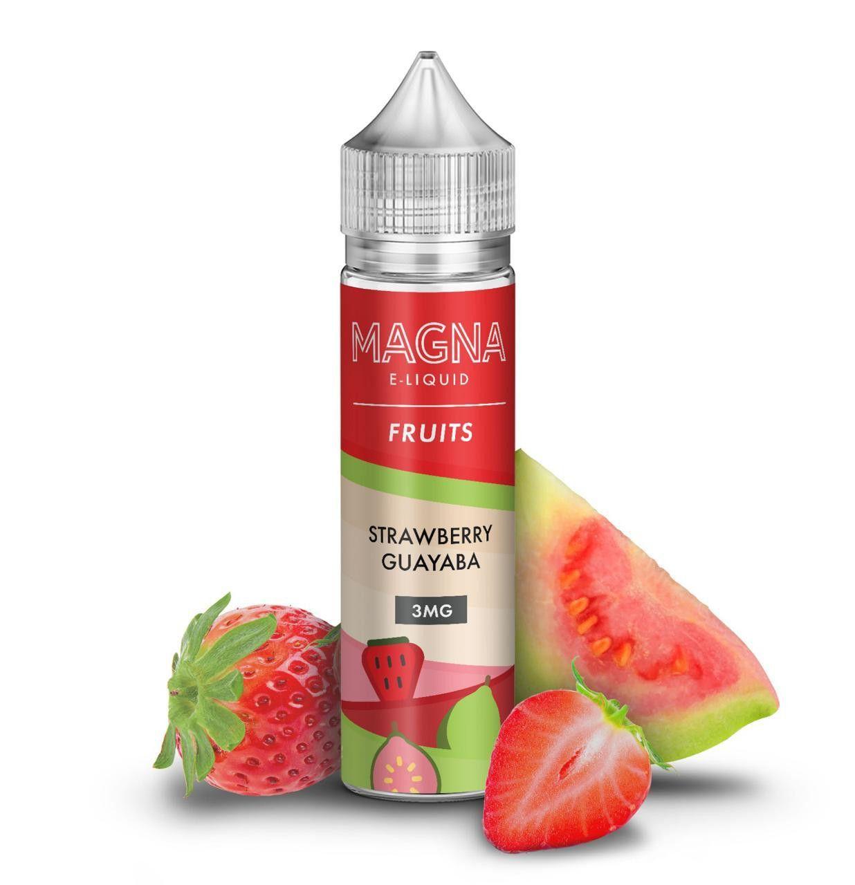 Strawberry Guayaba by Magna E-liquid