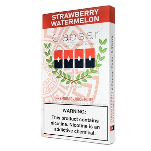 Strawberry Watermelon by Caesar Pods - 4PCS