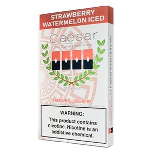 Strawberry Watermelon Iced by Caesar Pods - 4PCS