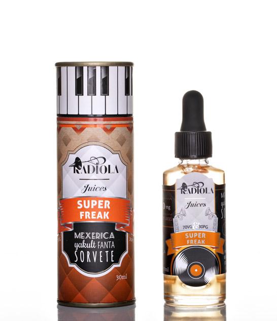 Radiola Juices Super Freak