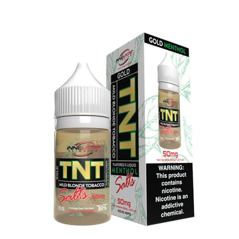 TNT Gold Menthol by InneVape