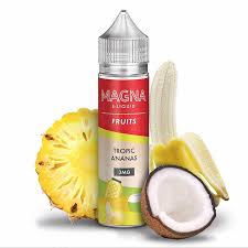Tropic Ananas by Magna E-Liquid