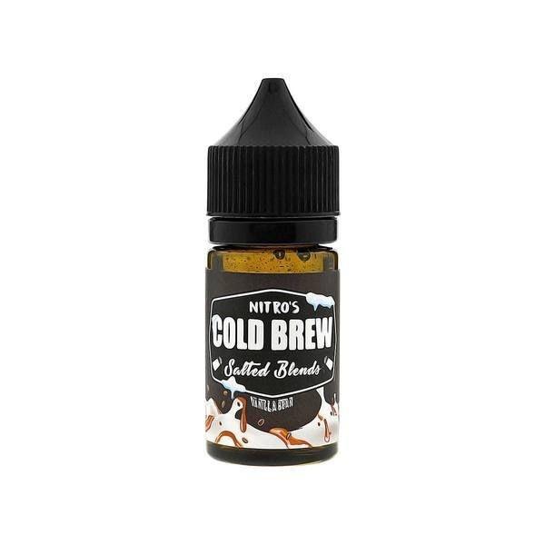 Vanilla Bean Salt by Nitro's Cold Brew