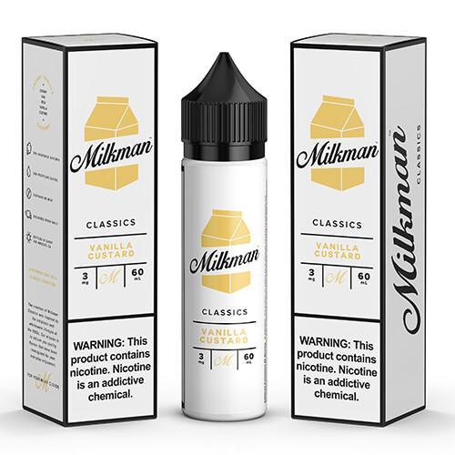 Vanilla Custard by The MilkMan Eliquids